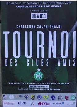 Tournoi Club Amis - OLYMPIQUE TERRENOIRE