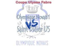 Convocation match dimanche 18 novembre : O.Novais 1