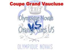 Convocation match dimanche 21 octobre : Coupe Grand Vaucluse U15