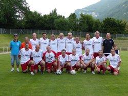 Match du 8/06/18 - OVB-Aix Hand : 7-7 - Olympique des Vétérans de Bassens