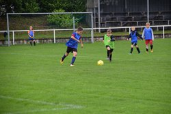 match amical U13 GJA / DZ Stella maris 04/11 - Stade Pleybennois