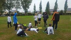 Match face à rolleville - Racing Club Port du Havre u 13