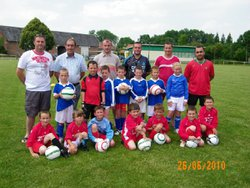 baby foot allaines 2010 - UNION SPORTIVE CLERY SUR SOMME