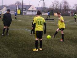SCAF u15 - contre Allaire (6 jan) - Sporting Club Avessac-Fégréac