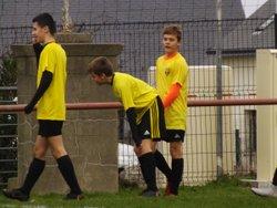 SCAF u15 - contre Guérande : 0-3 - Sporting Club Avessac-Fégréac