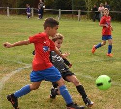 Plateau U9 JSTEL - 22/09/2018 - Sporting Club Etangois
