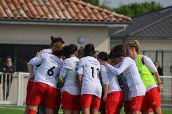 18.10.14 - FC EYRIEUX EMBROYE (07) / SENIORS FEMININES 1 - Sud Lyonnais Football 2013