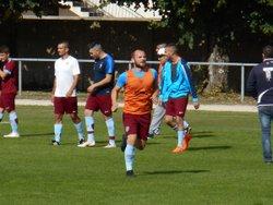 UFTonnerrois / CHAMPS sur YONNE  2 /  3 - Union du Football Tonnerrois