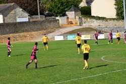 USAM(A)-Ecommoy(B) Coupe du district - UNION SPORTIVE DES ALPES MANCELLES FOOTBALL