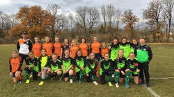 Photos U15F - UNION SPORTIVE ARCEY FOOTBALL