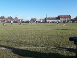 Seniors: Victoire (3-0) contre Helesmes