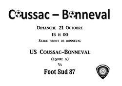 Les prochains matchs - Union Sportive de Coussac-Bonneval