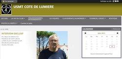 FIN DES PUBLICATIONS SUR SITE USMT COTE DE LUMIERE FOOTEO