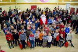 Arbre de Noël 2018 (21 décembre 2018) - UNION SPORTIVE DE REUILLY