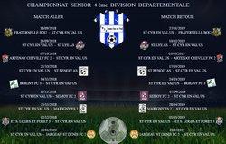 Championnat 4 et 5 ième Division - US SAINT CYR en VAL FOOT