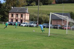 Ent U15 AJC CAILLY - FC BARENTIN : 8-2 (le 13/10/18) - US Cailly