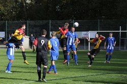 07.10.2018   US. CONTEVILLE WIERRE-EFFROY SENIORS A (3-1) MARQUISE 2 - U.S CONTEVILLE LES BOULOGNE / WIERRE - EFFROY