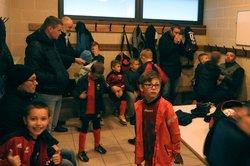 plateau U6 à U9 à Armbouts Cappel le 27 octobre - union sportive football Armbouts Cappel