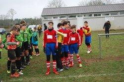 U / 15 COUPE MAURICE HERVAULT - UNION SPORTIVE LE POINCONNET FOOTBALL