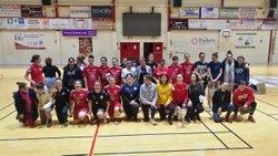 TOURNOI FUTSALL feminines 2018 - UNION SPORTIVE LE POINCONNET FOOTBALL