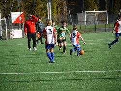 MATCH U 13 AMICAL   USP / 1 CONTRE ARGENTON    (8 / 1) - UNION SPORTIVE LE POINCONNET FOOTBALL