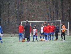 U13  USP 1 / DEOLS 1 (0/2) le 15/12/2018 - UNION SPORTIVE LE POINCONNET FOOTBALL