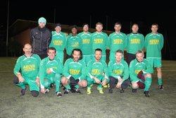Vétérans - Vendredi glagla avec ceux d'aujourd'hui et de demain - Union Sportive de Mandelieu la Napoule Football