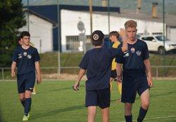 Retour sur la finale de coupe de Savoie U17 - UNION SPORTIVE MODANE -1919