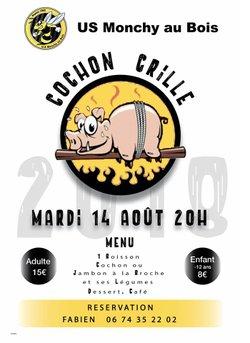 Cochon Grillé 2018