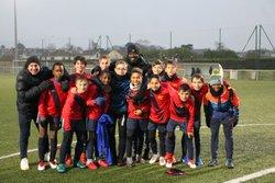 19 Janvier 2019 U12 - US MONTESSON FOOTBALL