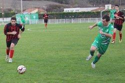 Seniors B - Le Cendre B, 2-2 (11/11/18) - Union Sportive des Martres-de-Veyre Football