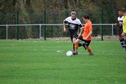 Séniors 3 vs La Coucourde - Union Sportive Vallée du Jabron