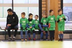 2018-12-15 - U9 : Plateau Futsal à Saint Julien - Val de Norge Football Club