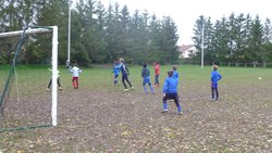 Stage toussaint u11/u13 - Val de Norge Football Club