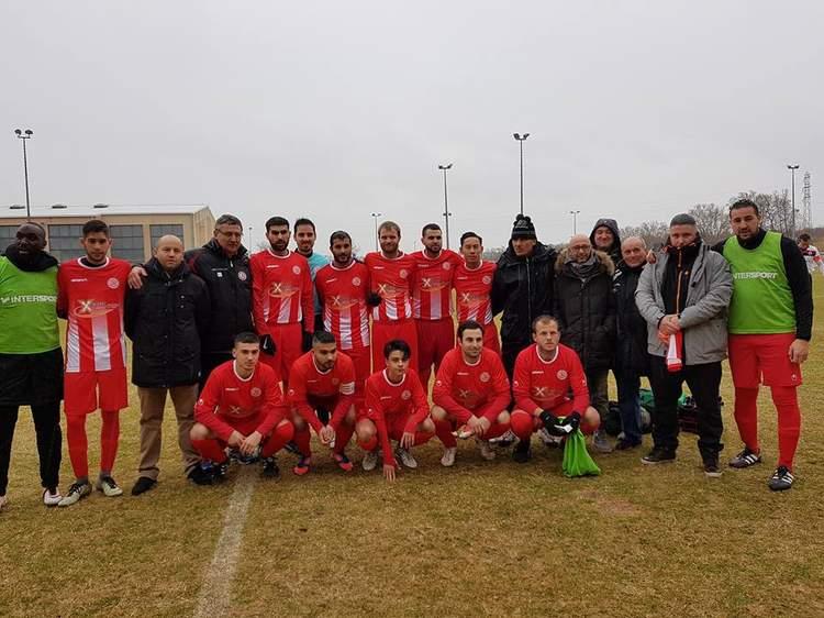 ACSM FOOTBALL Senior 1