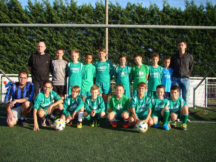 Ajax Daumeray U12/U13