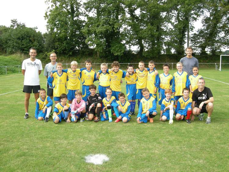 U10 As Saint-Yvi 2