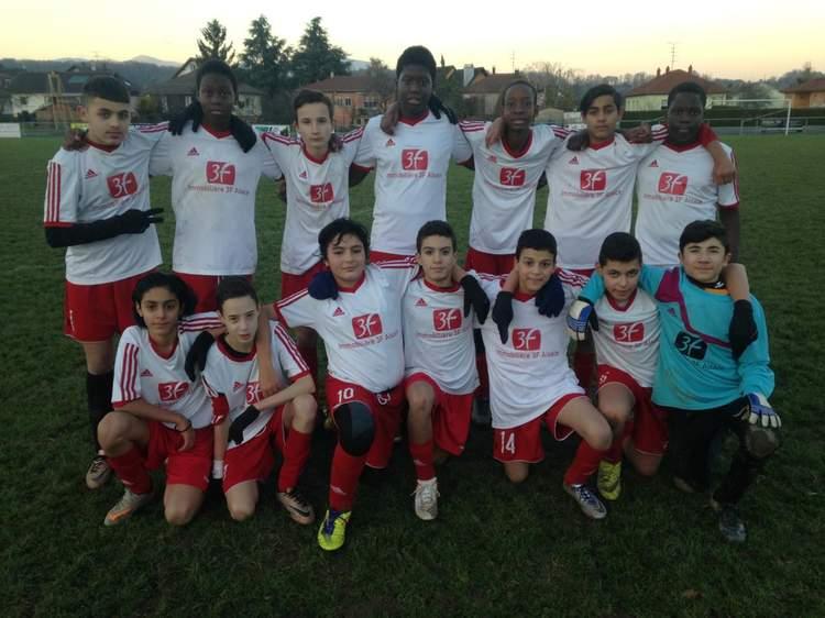 A.S  Coteaux Mulhouse U15