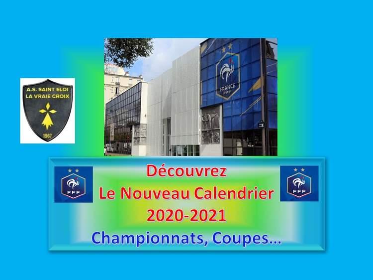 Actualité   FFF : DÉCOUVREZ LE NOUVEAU CALENDRIER   club
