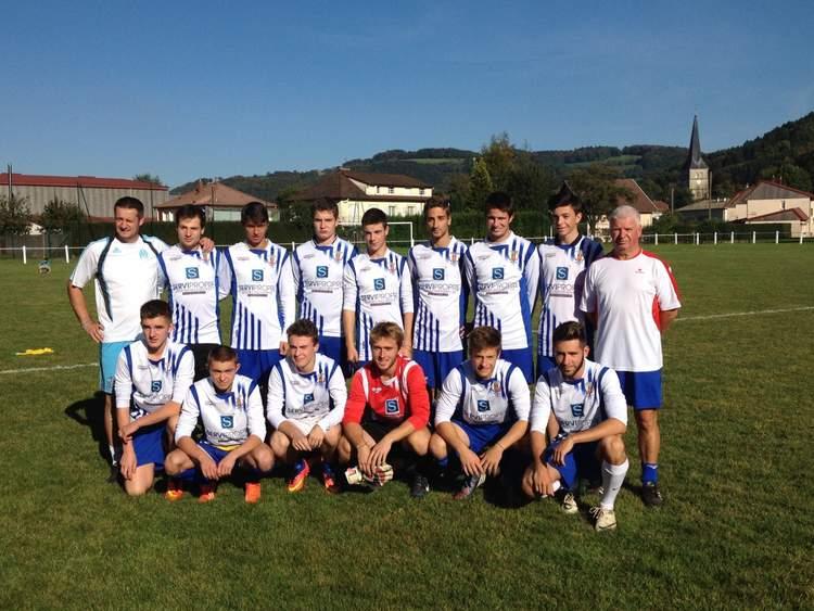 FC LE VAL D'AJOL - U18