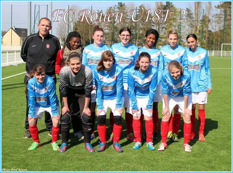 FC Rouen U18 F 2