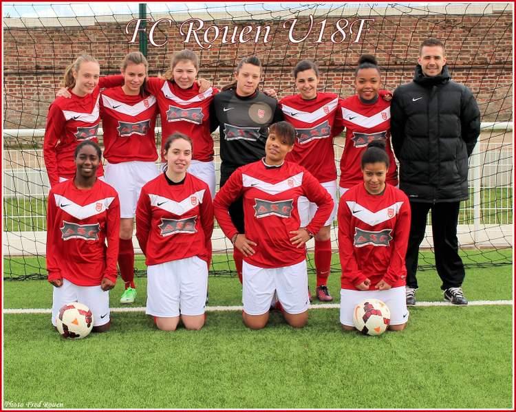 FC Rouen U18F