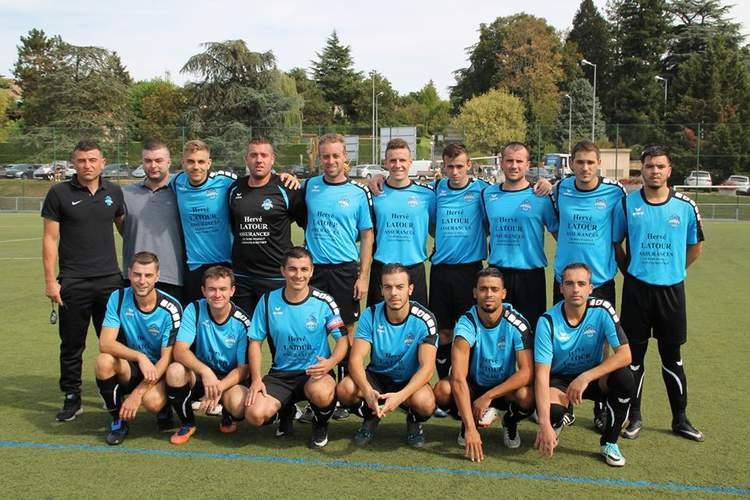 Jassans-Frans Football