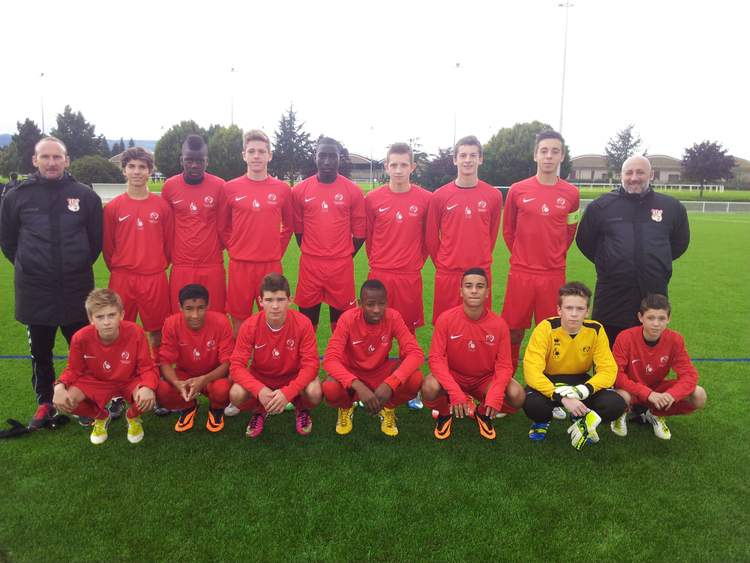 U15 Limoges FC