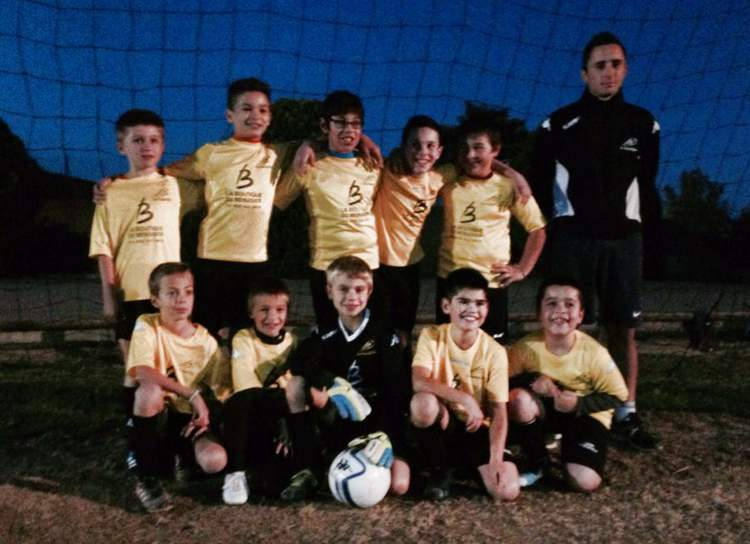 équipe u10-u11