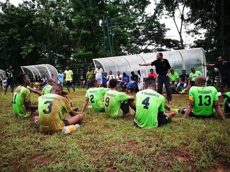 MTSAMBORO FC EQUIPE 1