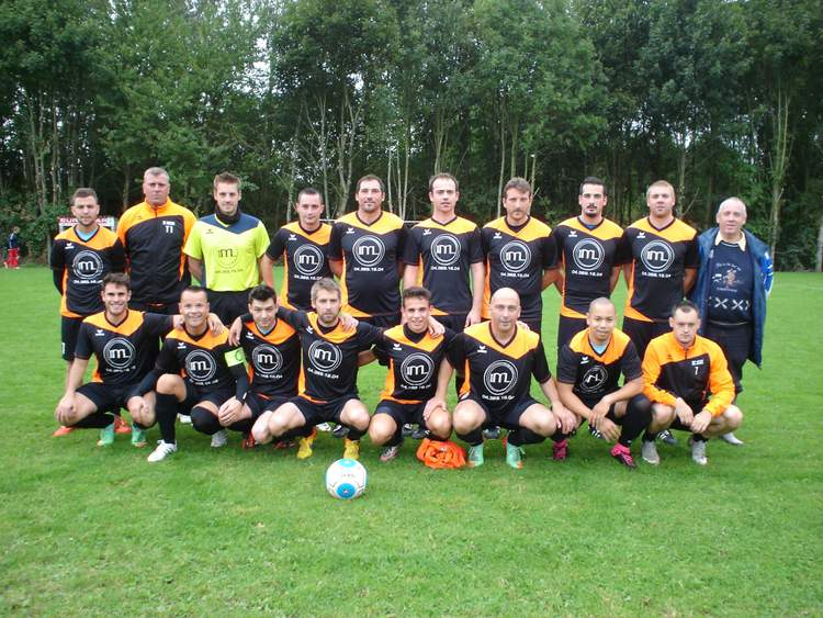SC.ONEUX  (équipe première)