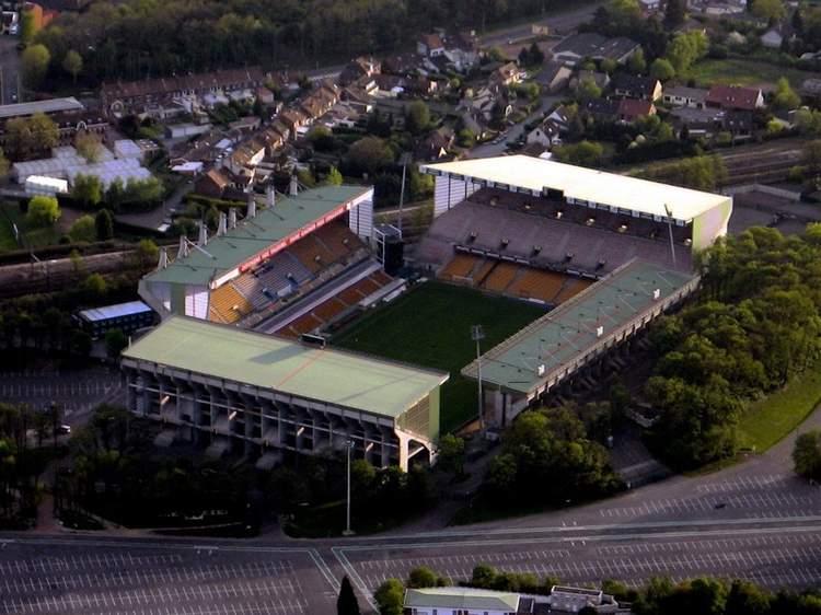 terrain stade bollaert-delelis - photo n u00b01