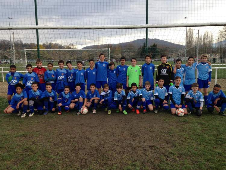 U13 Comminges Saint-Gaudens 1