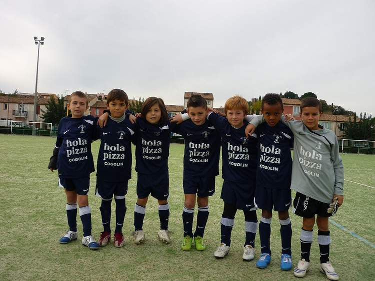 U9 équipe 1